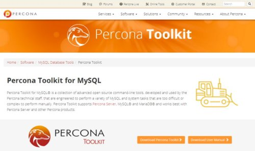 Percona Toolkit