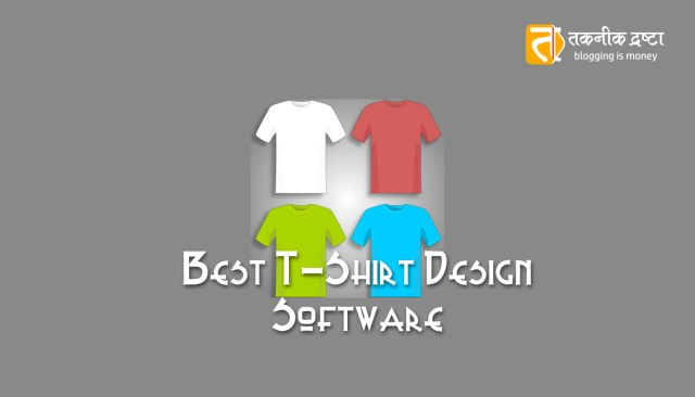 Best t-shirt design software tools