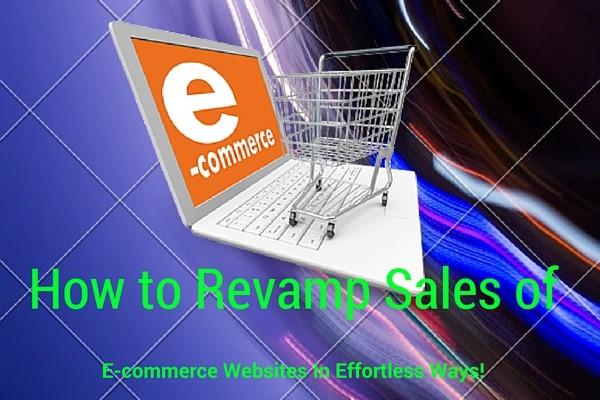 ecommerce sales