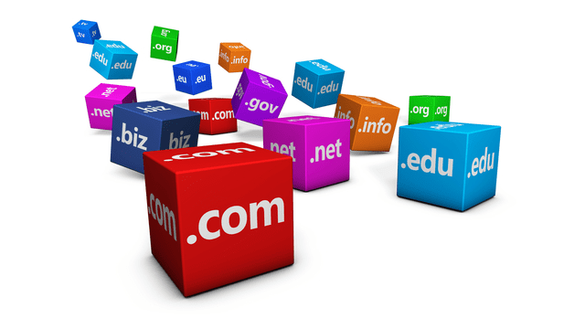 Domain names for online business
