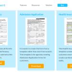 pdfelement pdf form templates