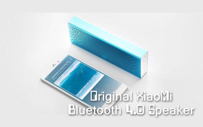 xiaomi bluetooth 4.0 speaker