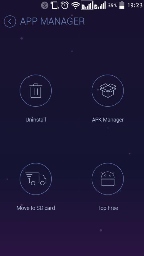 du speed booster app manager