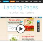 Getresponse landing pages