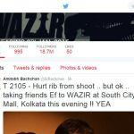 Twitter Amitabh Bachchan