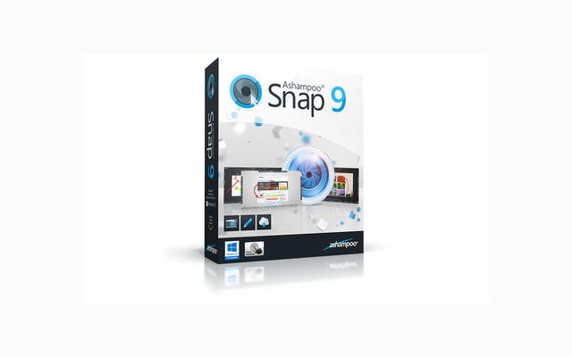 Box Ashampoo Snap 9