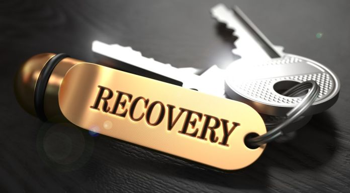 Recover Damaged Backup