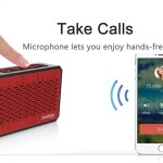 Trendwoo pocket bluetooth speaker - Take Calls