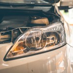 Car head light