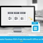 Create Top Quality PDF Files on Mac