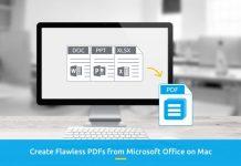 Create Top Quality PDF Files on Mac