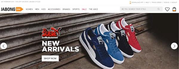 Jabong online shopping