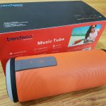 Trendwoo music tube touch buttons