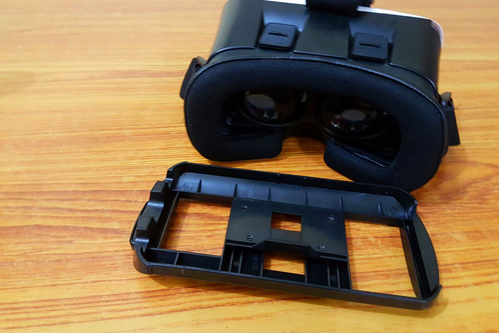 VR Box Face Side