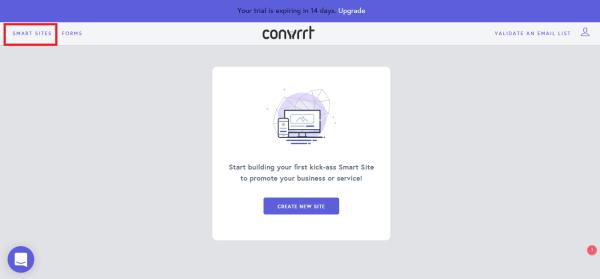 Convrrt smart sites