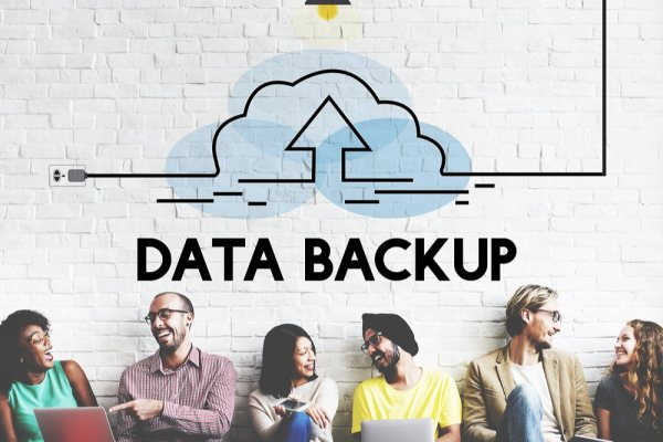 Important data backup recovery