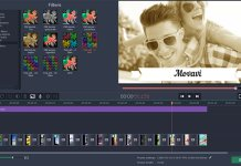 Movavi video editor software