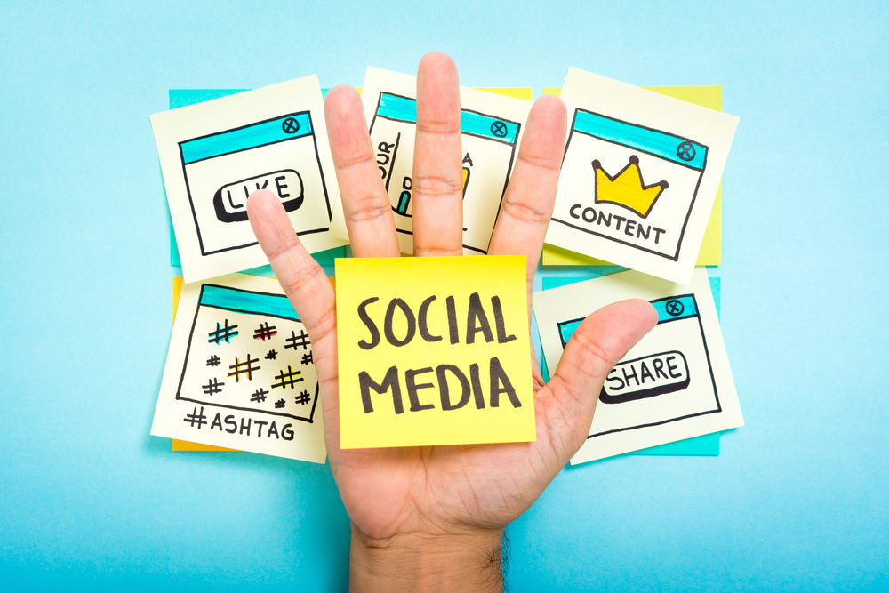 Social media marketing hotels techniques
