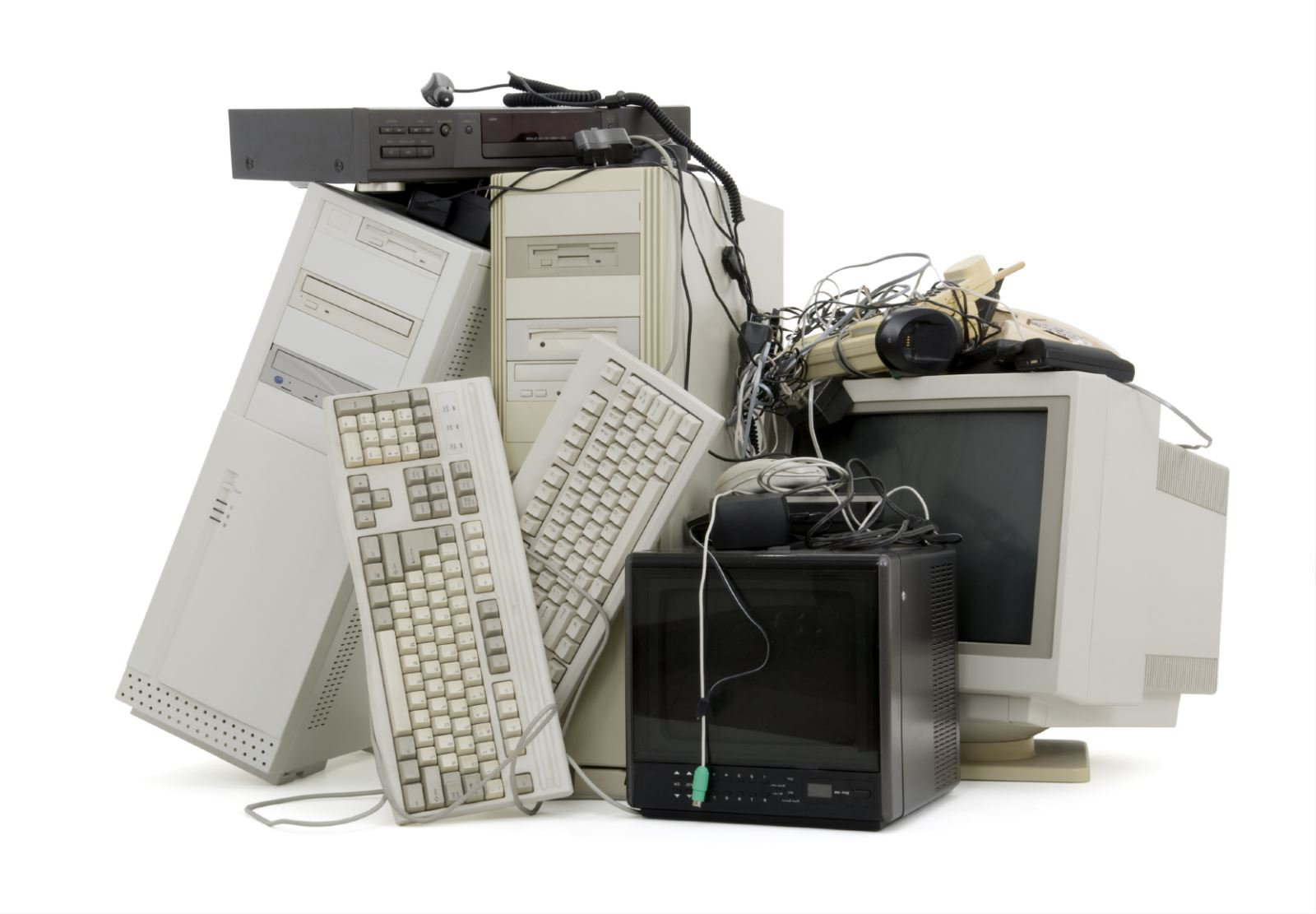Cash in old gadgets