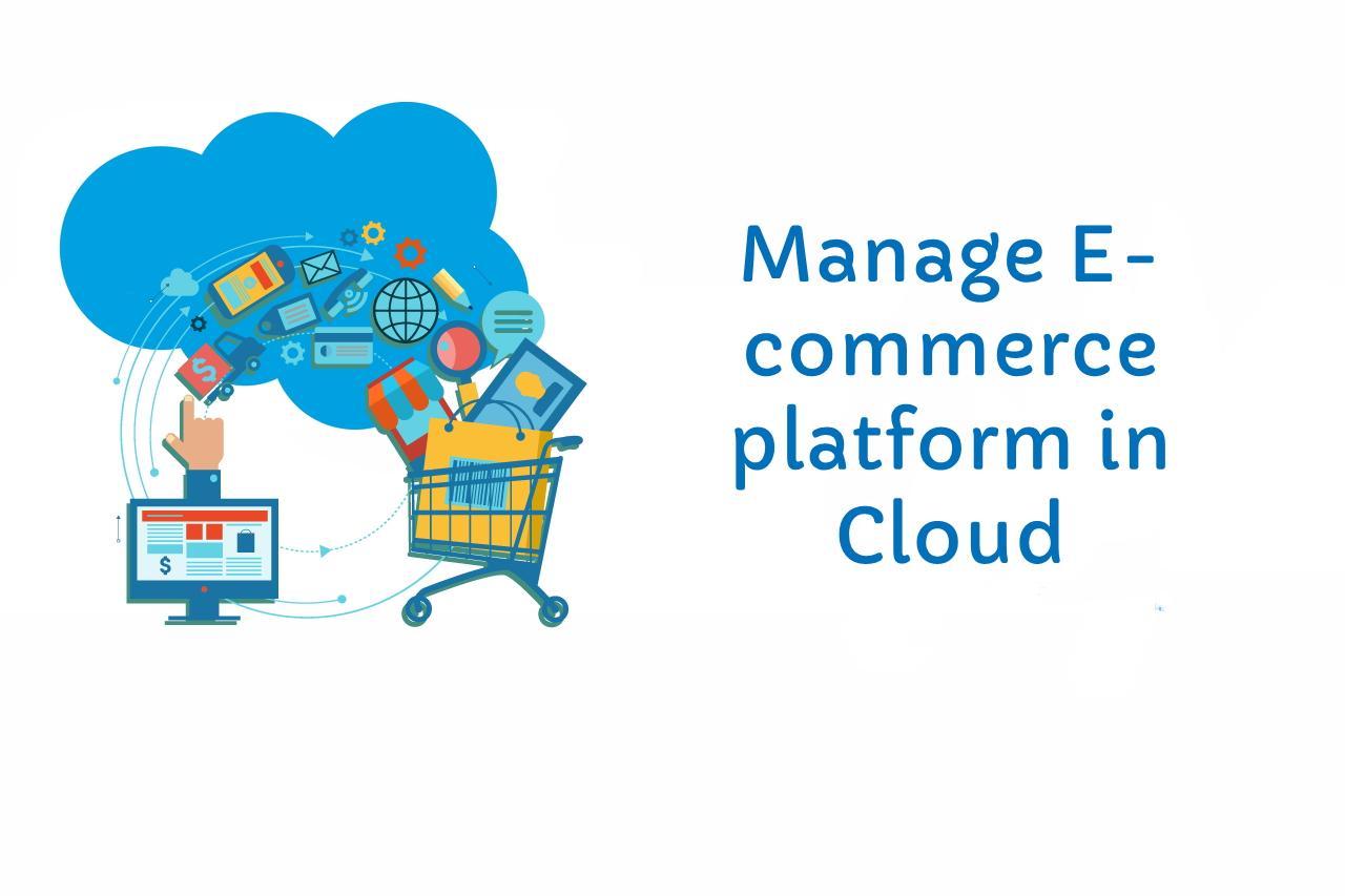 E-commerce platform cloud