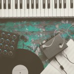 dj midi keyboard piano synth keys