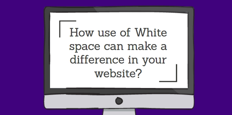 How use of whitespace can make a difference in your website Where can i make a website