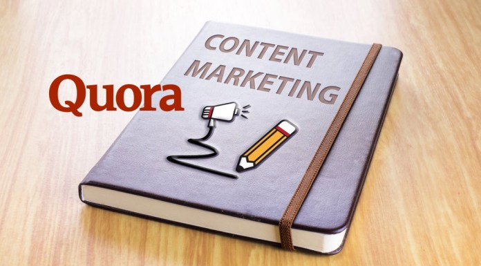 Use quora for content marketing