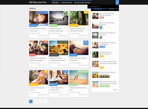WP Review Pro WordPress Plugin