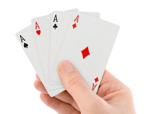 Rummy Cards or Playing cards