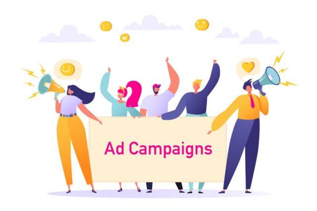 حملات إعلانية مدفوعة للتسويق عبر وسائل التواصل الاجتماعي
