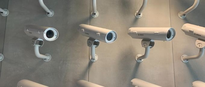 PoE security camera system perfect for security