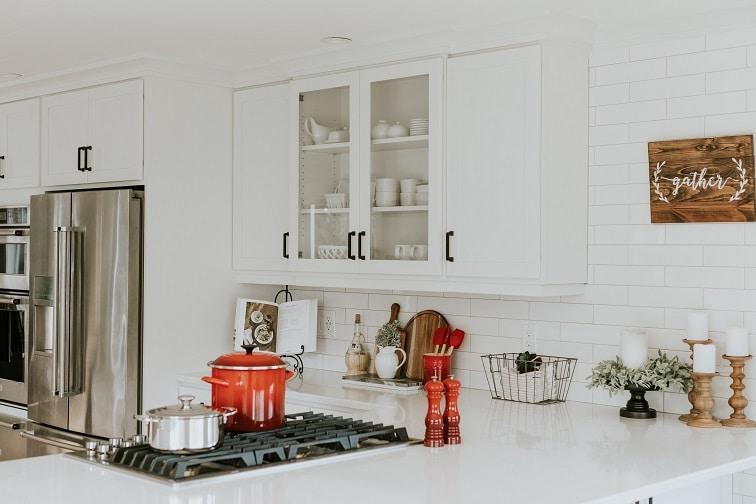 manage kitchen cabinets by best ways