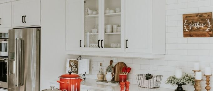 manage kitchen cabinets by best ways