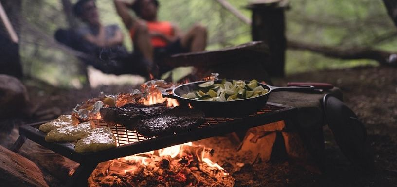 best cooking gear for camping