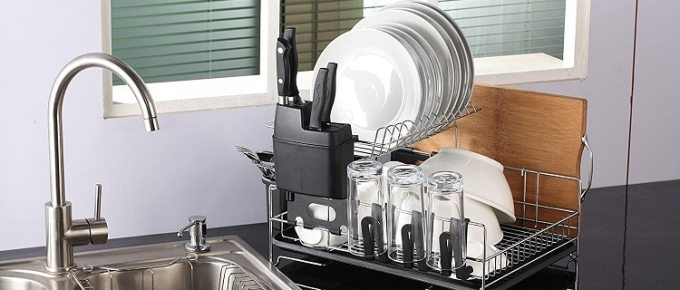 Perfect dish drying rack