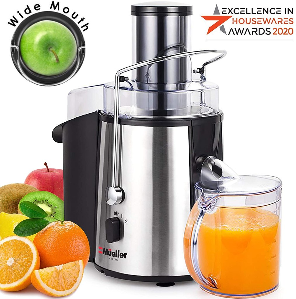 Ultra power masticating juicer