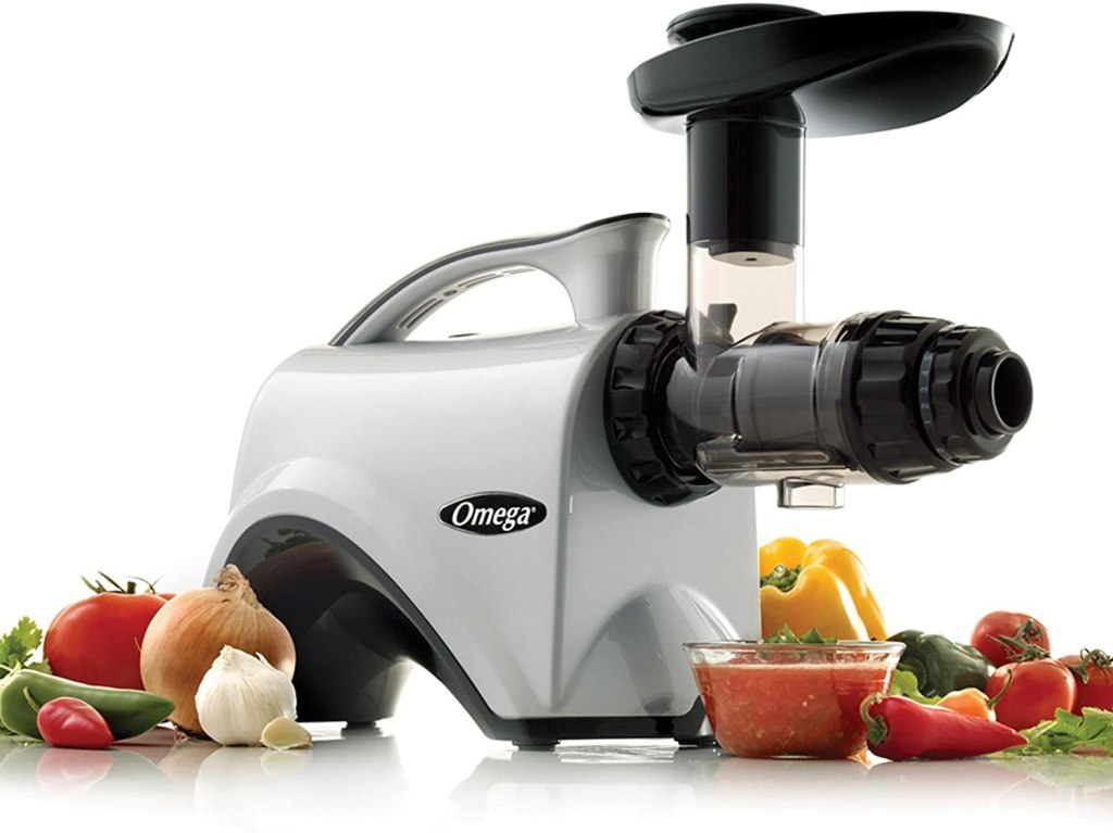 omega slow extractor