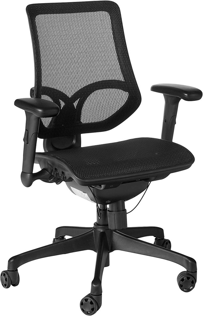Comfortable chair for pain in back
