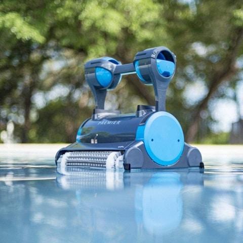 Auto pool cleaner robotic
