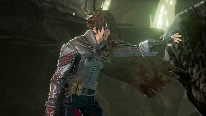 Screenshot from Code Vein