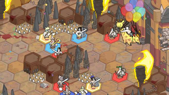 Screenshot from Pit People