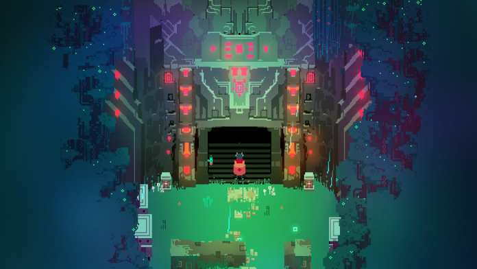 Screenshot from Hyper Light Drifter