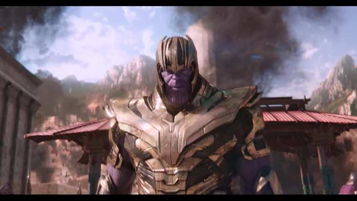Josh Brolin's Thanos Infinity War