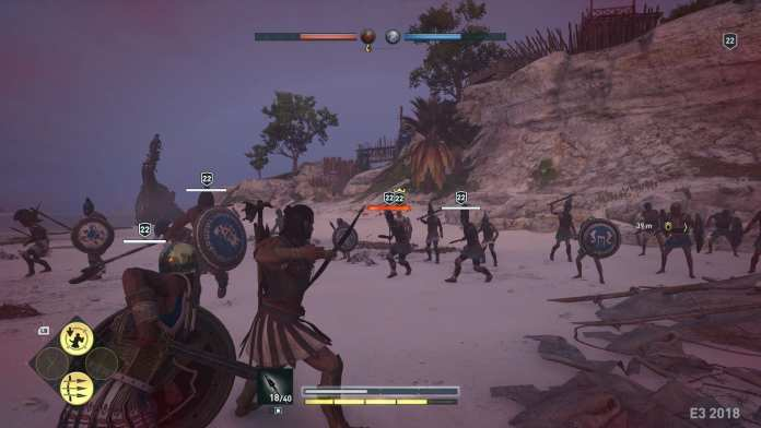 Warring factions in Assassin's Creed Odyssey