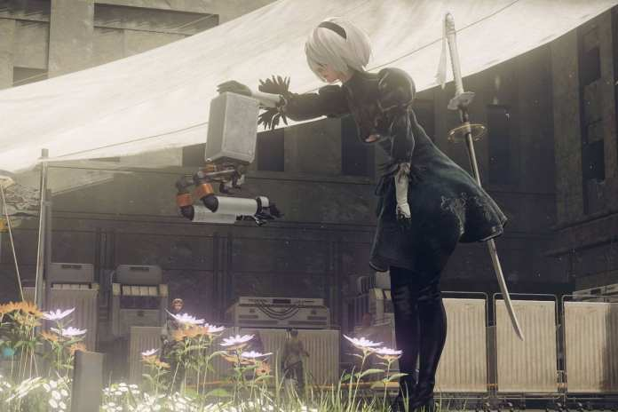Nier Automata coming to the Xbox