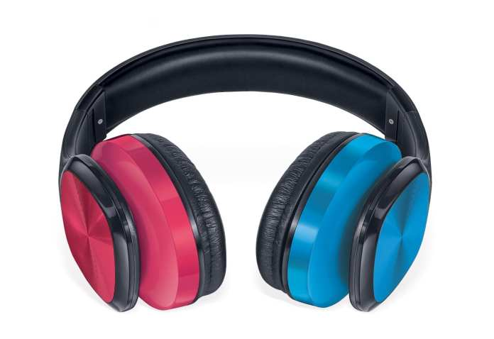 FINGERS Sugar-n-Spiceare are on-ear headphones that provide great bass.