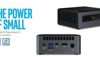 Intel Islay Canyon NUC with AMD Graphics launched