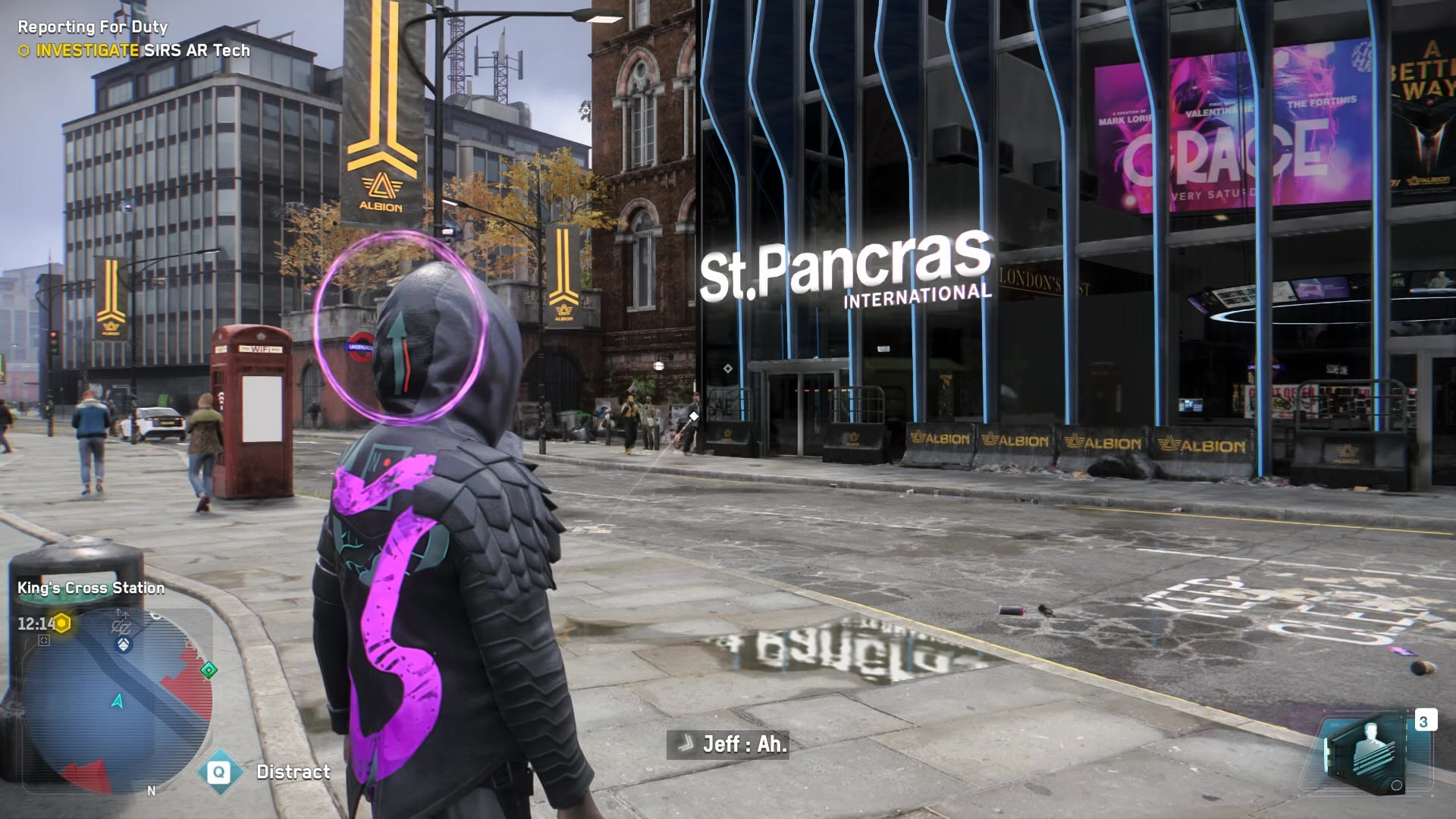 Watch Dogs Legion DLSS Balanced