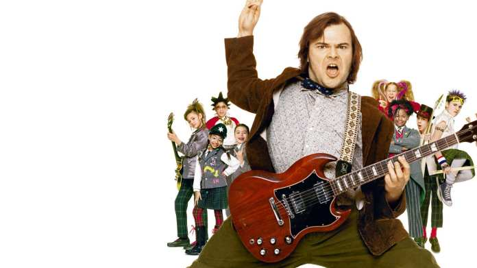 Richard Linklater's School of Rock