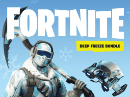 Epic Games Fortnite Deep Freeze Bundle